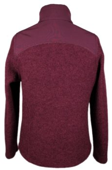 amenjacke Merrit bordeaux RT